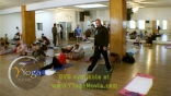 Diamond Dallas Page (DDP) YRG in Bryan Kest Power Yoga class from YYM
